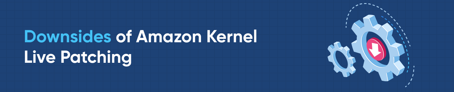 Downsides of Amazon Kernel Live Patching