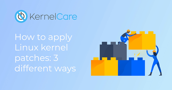 How to apply linux kernel patches - 3 different ways blog post cover-1