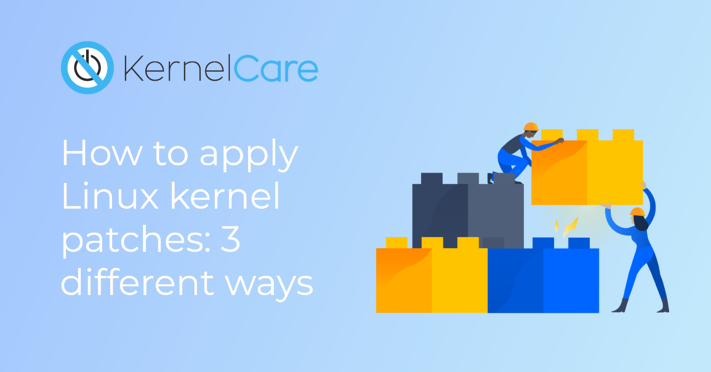 How to apply linux kernel patches - 3 different ways blog post cover