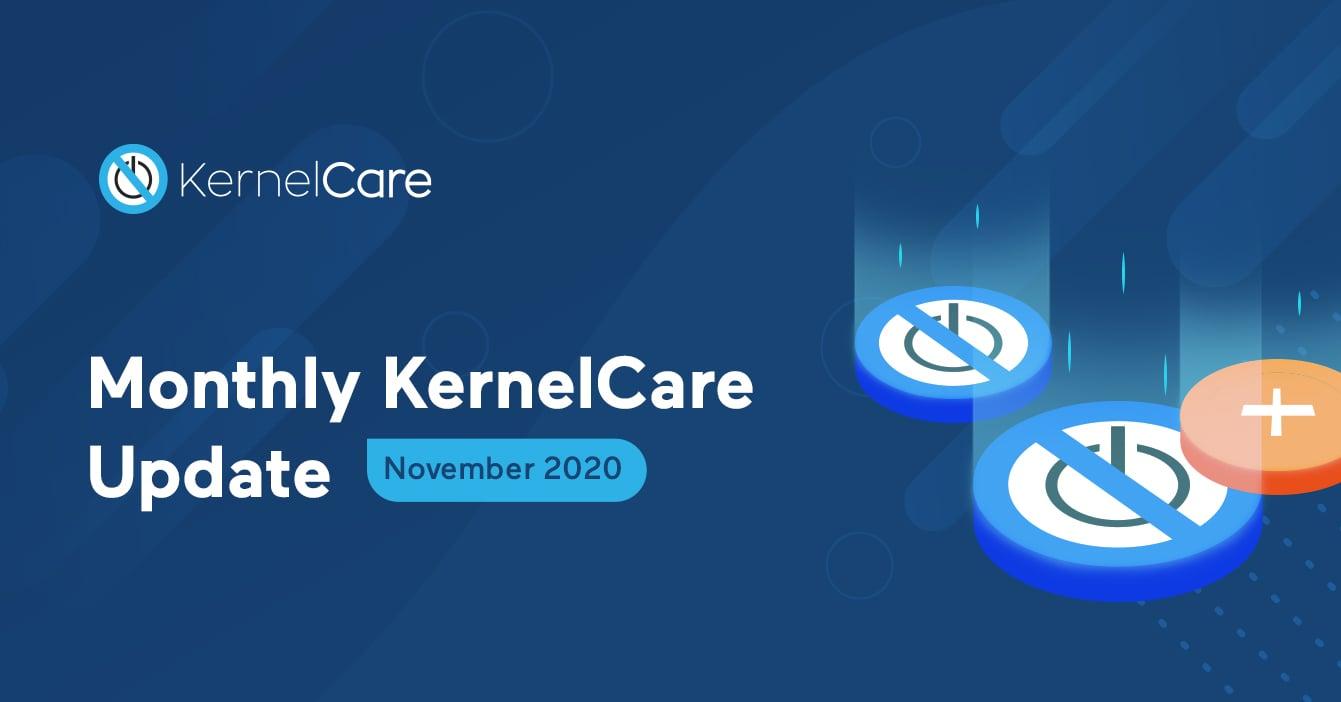 KernelCare Update - November 2020
