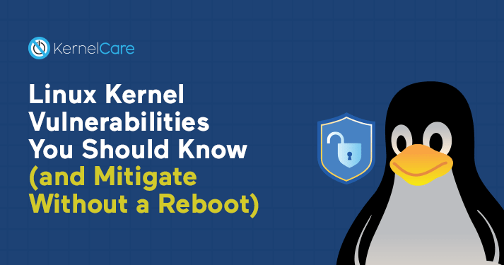Linux Kernel vulnerabilities you should know