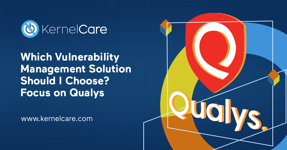 Qualys social post