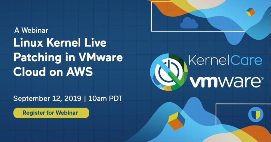 VMware webinar banner for email