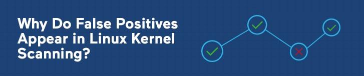 Why Do False Positives Appear in Linux Kernel Scanning?