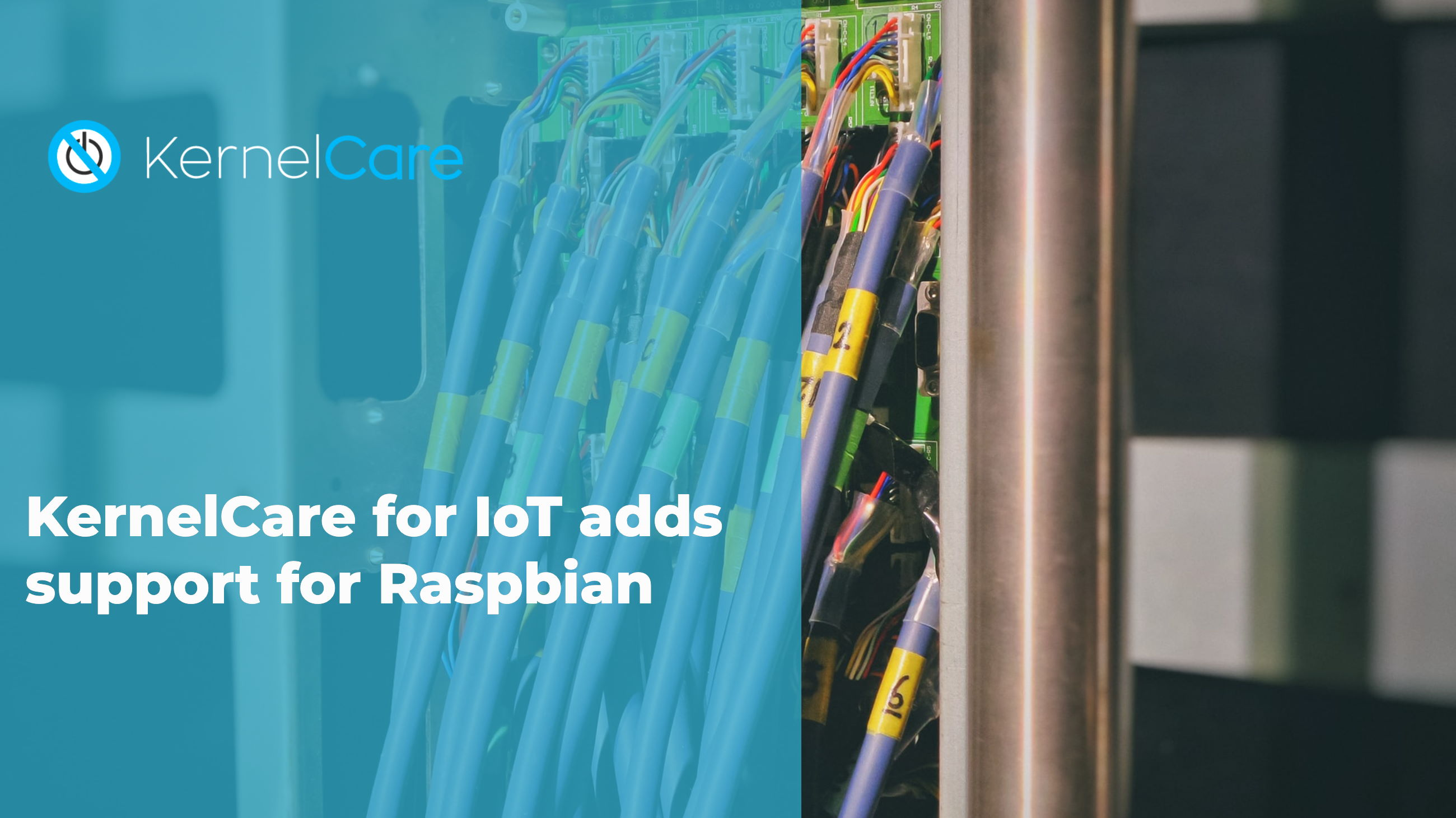 KernelCare for IoT adds support for Raspbian