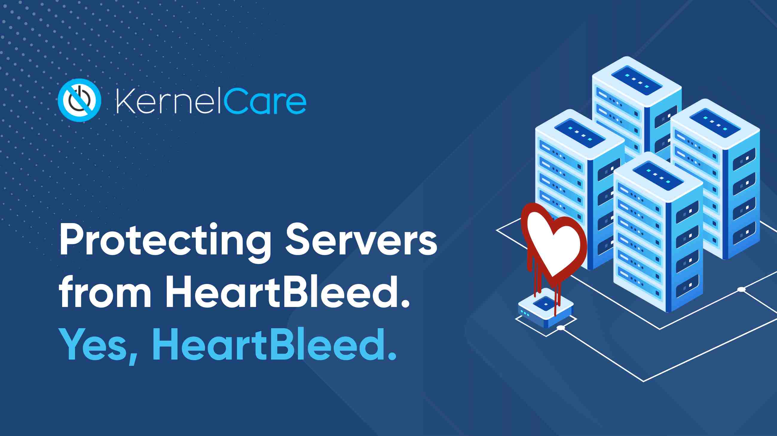 Protecting Servers from HeartBleed