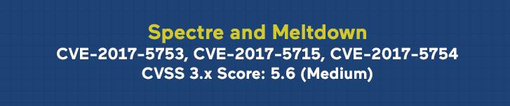 Spectre and meltdown CVE-2017-5715