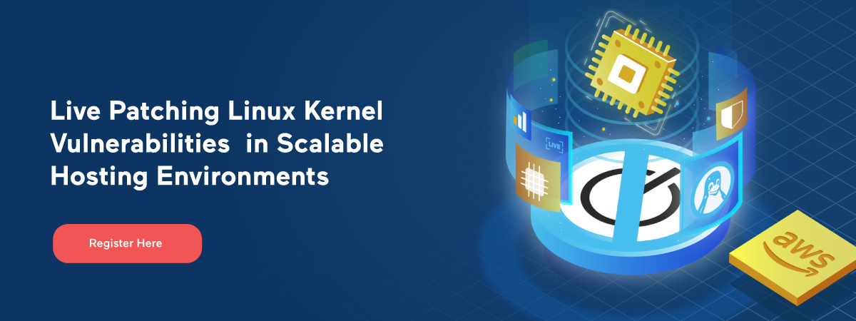 Webinar: Live Patching Linux Kernel Vulnerabilities in Scalable Hosting Environments